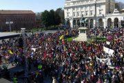 Lotta alla mafia, in 6 mila a Novara per la Giornata in ricordo delle vittime