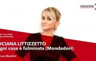 Luciana Littizzetto ospite lunedì del Circolo dei lettori di Novara