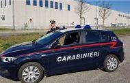 Rubava ai magazzini Carrefour di Cameri, arrestato