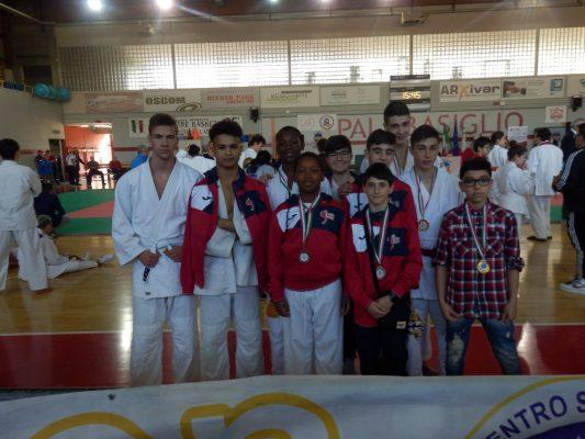 Al 5° Torneo Nazionale delle Province, brillanti risultati per il Centro Judo Novara