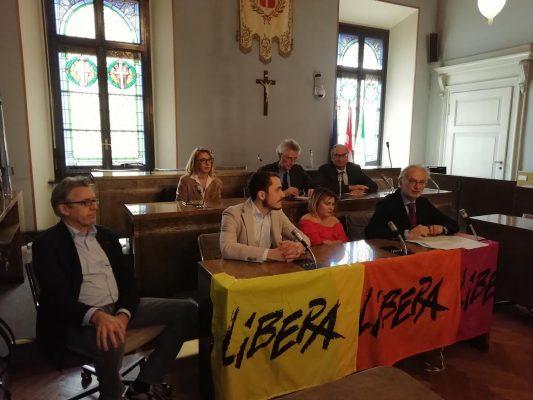 Novara manifestazione regionale contro le mafie