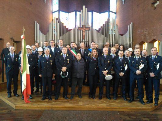 Polizia locale in festa per i 155 anni di fondazione