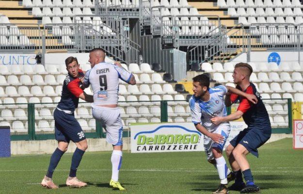 Casadei sbarra la porta, il Gozzano tiene e ferma il Novara sullo 0-0