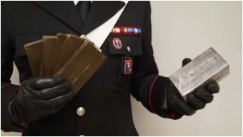 Detenzione illecita di stupefacente: 20enne di Oleggio arrestato dai Carabinieri di Novara