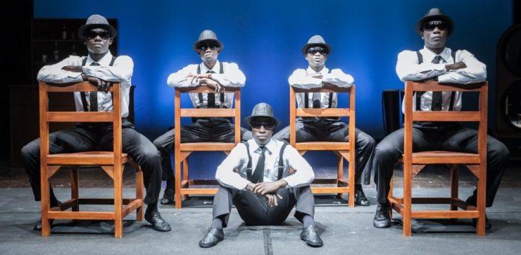 Musica e acrobazie al Coccia con «The Black Blues Brothers»