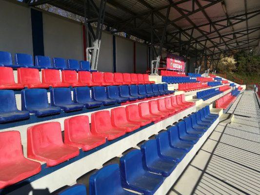 Gozzano calcio derby Novara calcio stadio D'Albertas lavori Carla Biscuola