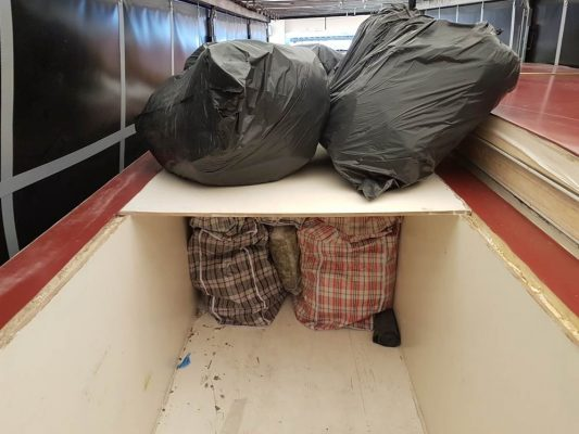 500 chili di droga sequestrati dai carabinieri di Novara