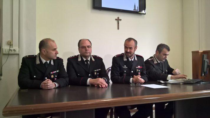 Carabinieri Novara sequestro 500 chili di droga