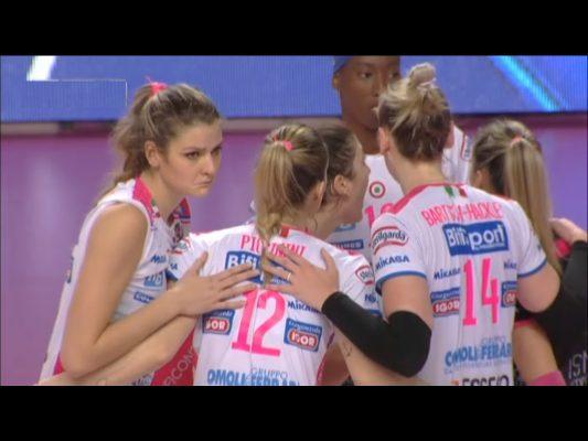 Novara perde al tie-break la prima semifinale. Scandicci al Pala Igor sabato sera per gara 2
