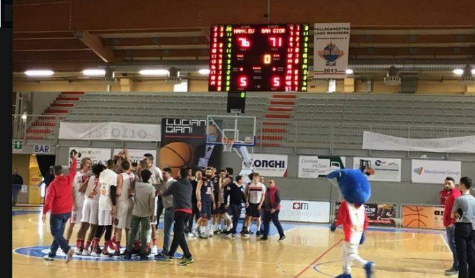 Contro S.Giorgio, Oleggio mette la quinta vittoria e sale ad un passo dai play-off