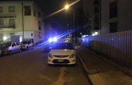 Un forte scoppio in serata tra via Brescia e via Zara