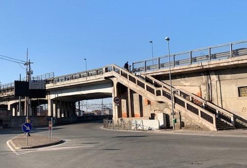 Lavori di sistemazione: domenica di stop al traffico sul Cavalcavia di Porta Milano