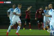 L'orgoglio azzurro non basta, il 2-2 qualifica l'Arezzo