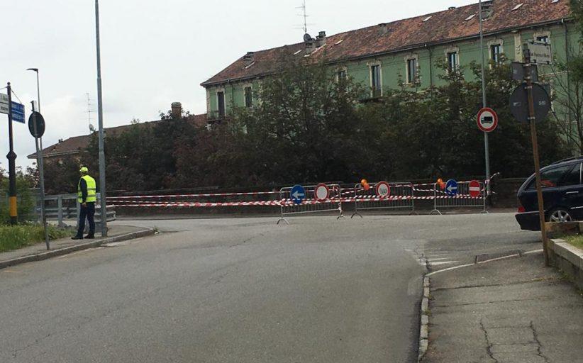 Chiusura cavalcavia di Porta Milano, viabilità alternativa