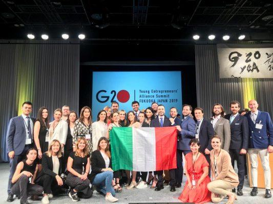 Due giovani imprenditori di Confindustria Novara Vercelli