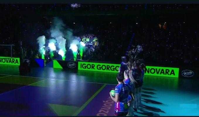 Cev Champions Igor Novara Imoco Conegliano 3-1 finale Berlino