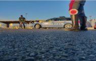 Guidava ubriaco il pullman dei tifosi, denunciato dalla Polstrada di Novara Est