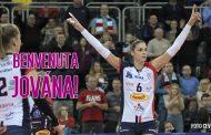 L'Igor Novara annuncia Jovana Brakocevic Canzian: 196 cm di pura potenza