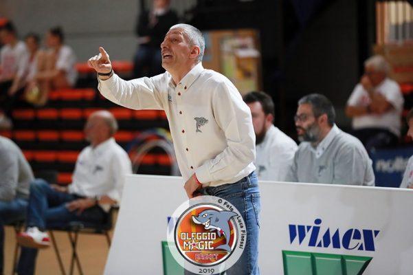 Oleggio Basket Orzinuovi finale stagione play-off Mauro Giani