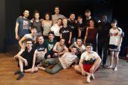 Studenti attori novaresi in viaggio verso Bracciano per Euroschool Festival