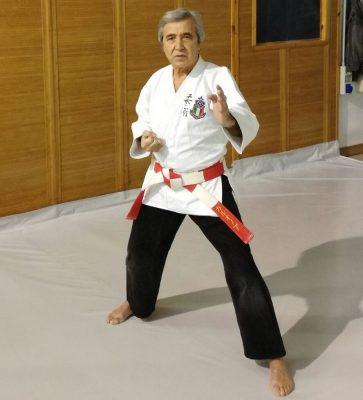 Per Carlo Cariola c'è il 7° DAN, massimo grado nello Ju Jitsu