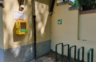 Un defibrillatore al Parco dei Bambini