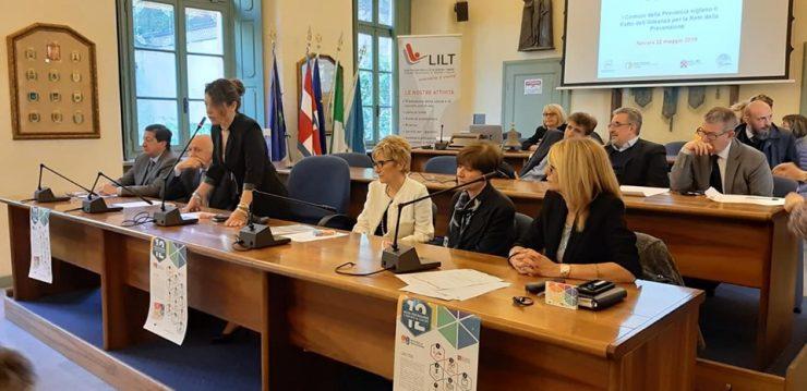 Patto dell'alleanza per la rete di prevenzione oncologica