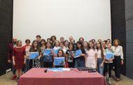 Concorso Booktrailer Bant, a Oleggio la premiazione degli studenti vincitori