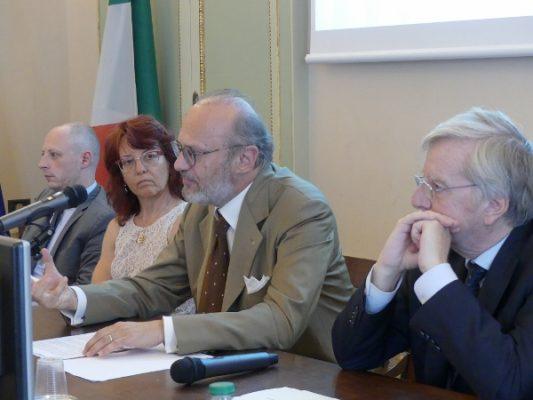 """Alla Camera di Commercio il """"punto"""" sull'economia del territorio."""