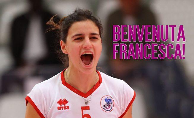 Francesca Capodano Igor Volley Novara
