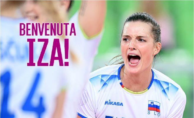 La rivoluzione Igor continua, arriva anche la slovena Iza Mlakar