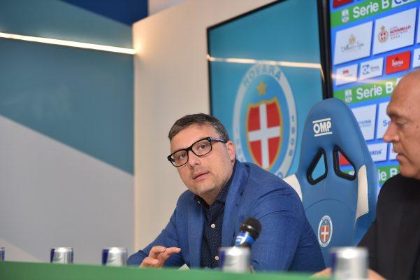 Il Novara calcio rimescola le carte: si tira a campare o c'è dell'altro?