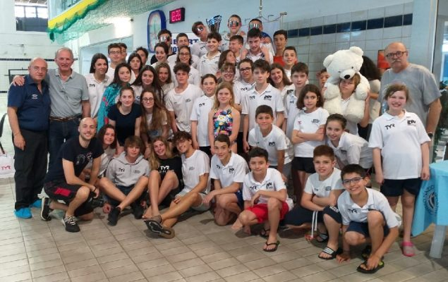 La Libertas Nuoto trionfa al Trofeo Ottavio Borzino 36° Meeting Città di Novara