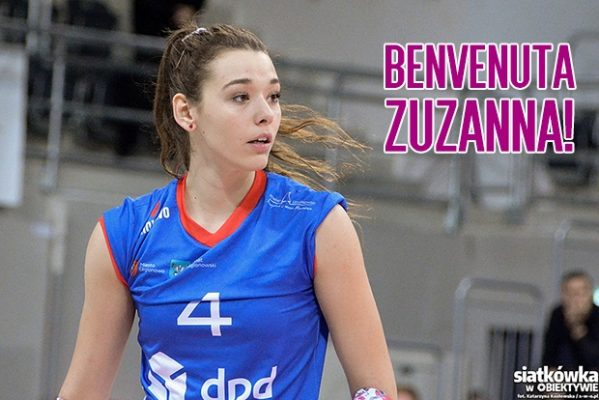 C'è anche il talento classe 2000 Zuzanna Gorecka nella nuova Igor Novara