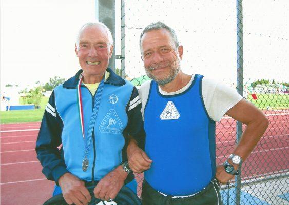 Altri due record per Antonio Nacca, il 95enne più titolato al Mondo