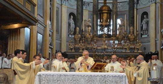 Nuove nomine per parroci e vicari parrocchiali