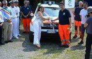 Ambulanza Vergante festeggia i 30 anni di attività solidale