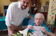 Nonna Elsa festeggia 105 anni
