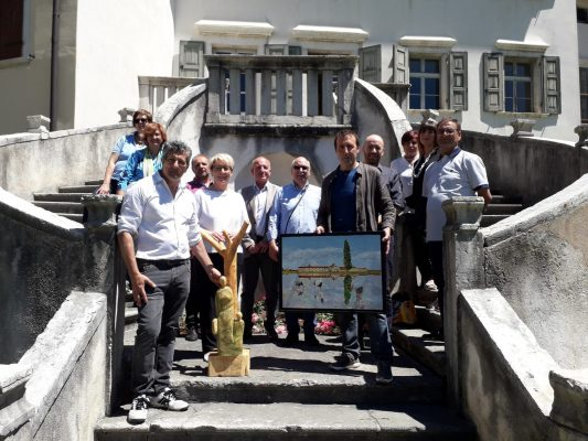 Scambi d'arte tra Trecate e Brentonico