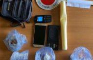 Spacciatori inseguiti nei boschi di Fontaneto e arrestati dai carabinieri