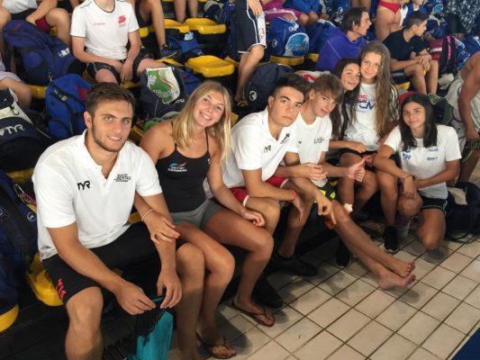 Libertas Nuoto Novara nella top ten regionale con 16 piazzamenti
