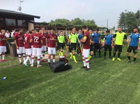 I giovani di Banchieri fermano il Milan, a Milanello il nuovo Novara fa 1-1