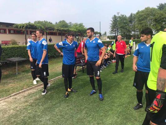Milan-Novara 1-1 Matteo Stoppa Hernanez amichevole Milanello