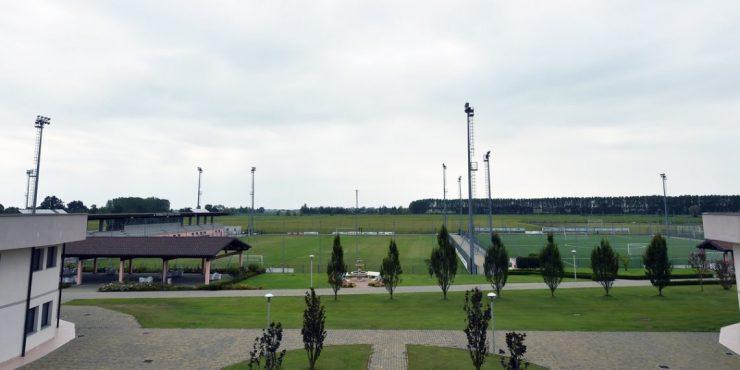 Porte girevoli a Novarello: la settimana prossima il Novara calcio ricomincia