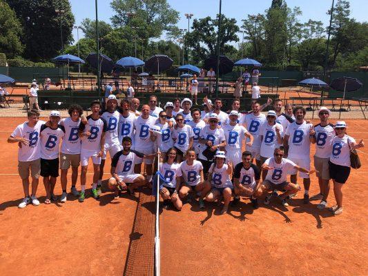 Il Club Piazzano approda in serie B ed entra nella storia del tennis novarese