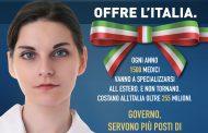 Parte la campagna dell'Ordine dei medici contro la fuga all'estero dei giovani dottori
