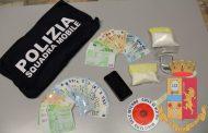 Cocaina in città, altri due arresti