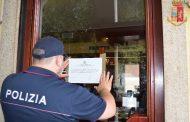 """Il questore chiude per 10 giorni il bar """"La Basilica"""" di via XX Settembre"""
