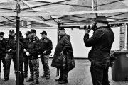Calendario 2020 della Polizia con 12 scatti d Paolo Pellegrin