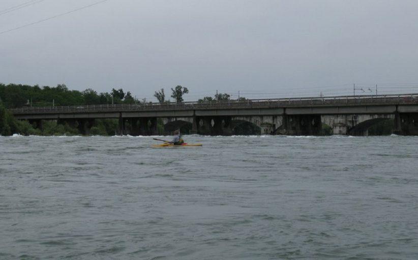 Sabato chiuso il ponte sul Ticino a San Martino di Trecate
